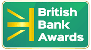 British Bank Awards Logo