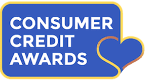Consumer Credit Awards Logo