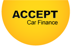 Accept Car Finance logo