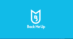 Back me Up logo