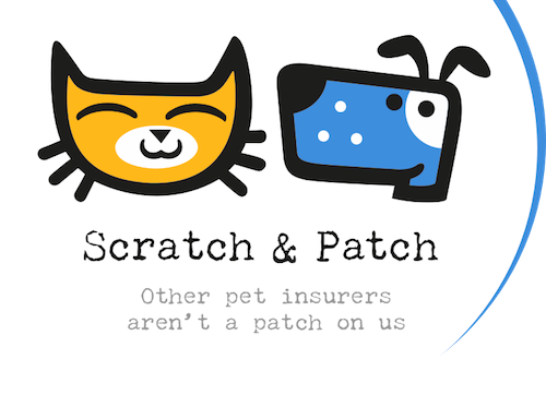 Scratch & Patch logo