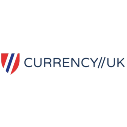 Currency UK logo