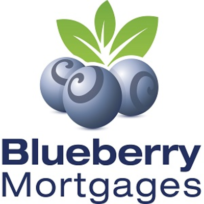 Blueberry Mortgages logo