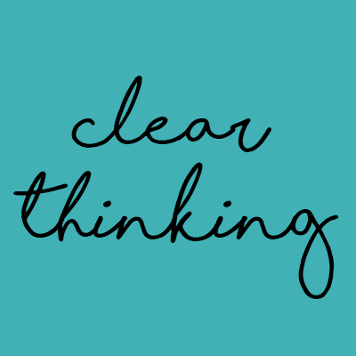 Clear Thinking Finance logo