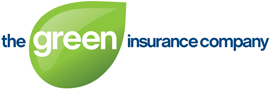 The Green Insurance Company Logo