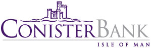 Conister Bank  Logo