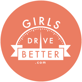 Girls Drive Better Logo