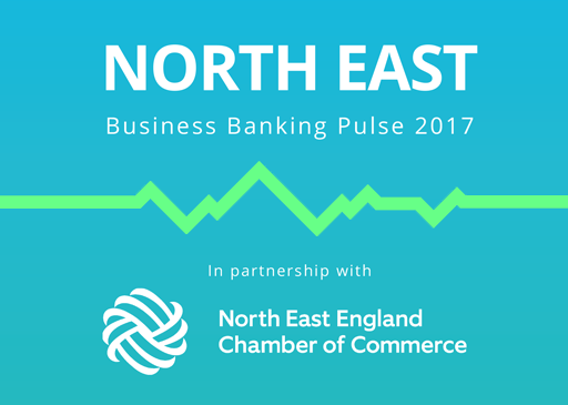 North East Business Banking Pulse Logo