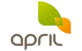 APRIL Health Insurance Logo