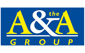 The A&A Group Logo