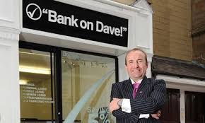 Bank on Dave logo
