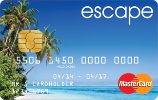 Escape Travel Card logo