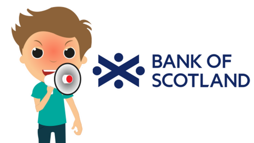 Bank of Scotland complaints