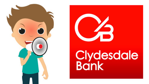 Clydesdale bank complaints