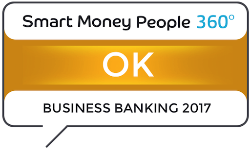 OK Business Banking Rating
