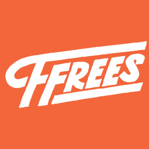 The logo for Ffrees, a prepaid card provider.