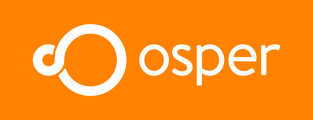 The logo for Osper, a prepaid card provider.